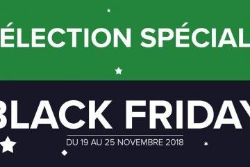 sélection de produits pour barbe black friday 2018