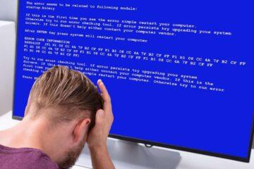 Window10 aktualizacja problemy