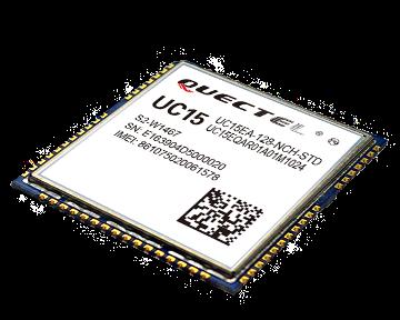 Quectel UC15 module
