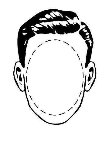 oval face