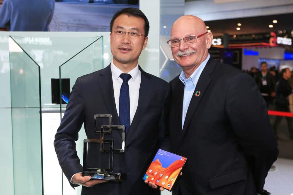 Huawei Mate X získal cenu za nejlepší mobilní zařízení na MWC 2019