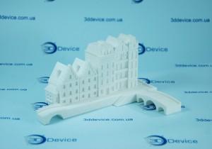 Архитектурное макетирование на 3D принтере6