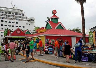 Grand Bahama Cruise Port