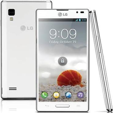 Smartphone LG Optimus L9