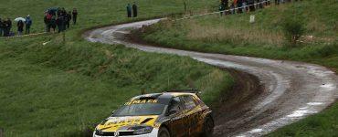 Patrick Snijers en Davy Thierie - Volkswagen Polo R5 - Rallye de Wallonie 2019