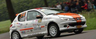 Rudy Schenkeveld & Joost Schenkeveld - Peugeot 206 - Vechtdalrally 2019