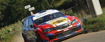Erik van Loon & Harmen Scholtalbers - Subaru Impreza S14 WRC - Short Rally Kasterlee 2019