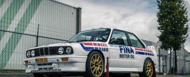 Mats van den Brand - BMW M3 E30 - 2019