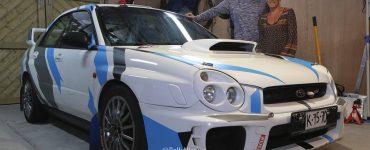 Michel Jongmans & Nellie Jongmans - Subaru Impreza - 2019