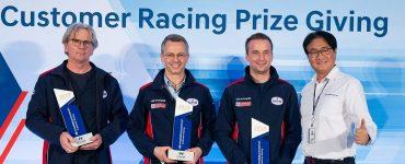Bob de Jong & Bjorn Degandt - Hyundai Motorsport - 2019