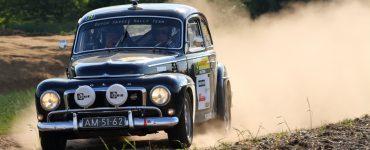 Michael Simon & Rogier Simon - Volvo PV544 Sport - ELE Rally 2019