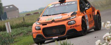 Davy Vanneste - Citroen C3 Rally2 - Monteberg Shortrally 2021