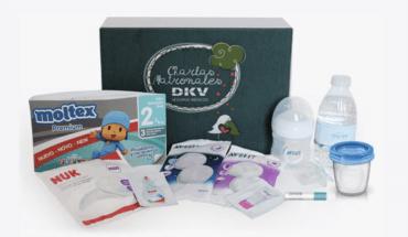 canastilla gratis DKV