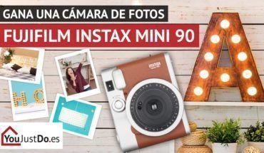 concurso cámara instax mini