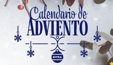 Calendario de Adviento Nivea
