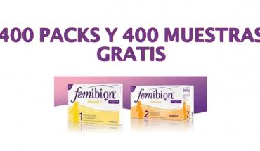 muestras gratis femibion