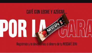 Reembolso Nestcafé