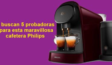 Prueba gratis cafetera Philips