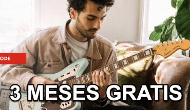 curso guitarra gratis