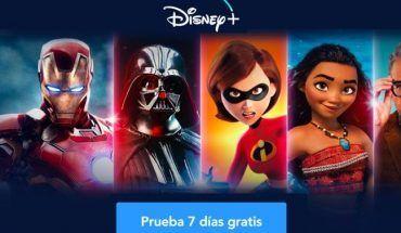 Disney+ gratis