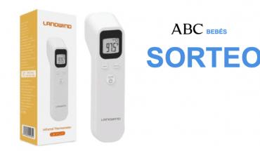 Sorteo ABC termometro infantil