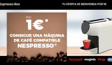 cafetera 1€