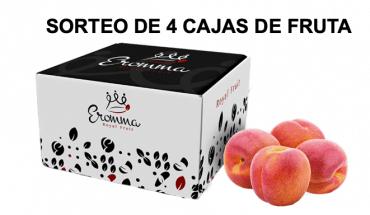 sorteo caja de fruta
