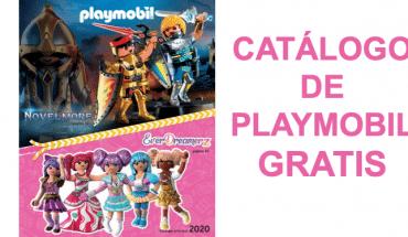Catálogo de Playmobil gratis