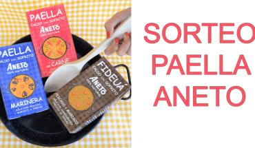 sorteo Aneto Paellas
