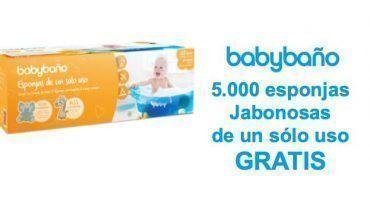muestras gratis bebé Correos Sampling