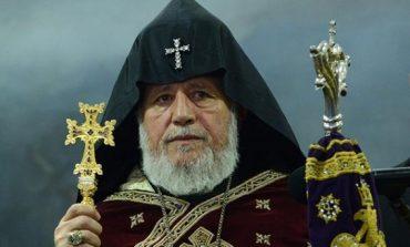 Գարեգին Բ.-ն մեկնել է Մոսկվա՝ մասնակեցելու տարածաշրջանի հոգևոր առաջնորդների եռակողմ հանդիպմանը