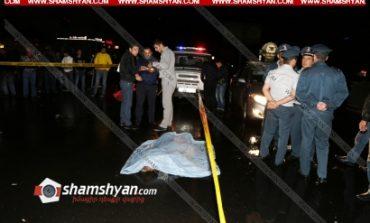 ՖՈՏՈՇԱՐՔ. Մահվան ելքով վրաերթ Աբովյան քաղաքում. Lexus-ի վարորդը վրաերթի է ենթարկել հետիոտնին և դիմել փախուստի. Վրաերթի ենթարկվածը մահացել է