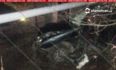 ՖՈՏՈ. Ավտովթարի հետևանքով 19-ամյա ժամկետային զինծառայող է մահացել