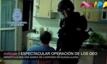 Video- Espectacular operación de los GEO en Guadalajara