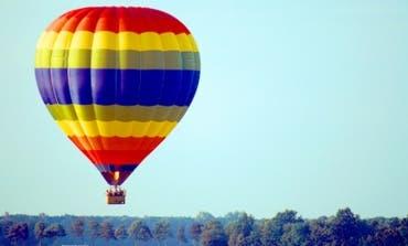 Globo aerostático gratuito este sábado en el Parque Europa de Torrejón