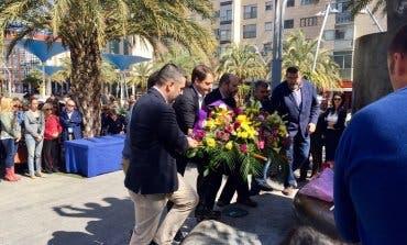 El Corredor del Henares rinde homenaje a los vecinos asesinados en el 11-M