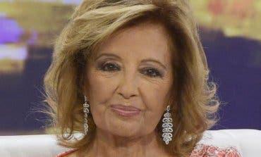 Teresa Campos, ingresada de urgencia en un hospital de Madrid