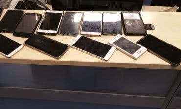 Dos detenidos por robar 11 teléfonos móviles en las fiestas de Vicálvaro