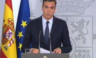 Sánchez confirma que habrá elecciones el 10 de noviembre