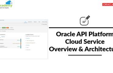 Oracle Api Platform cloud service