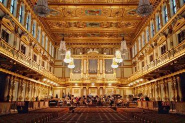 Musikverein Wien Goldener Saal