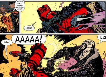 Hellboy tom 5