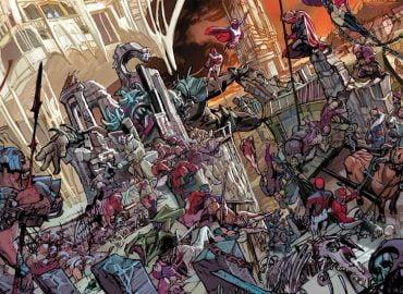 Uncanny X-Force tom 3