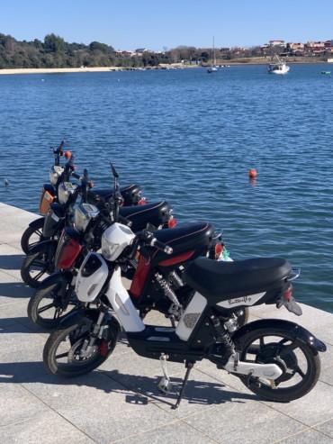 Motorbike rent Kamenjak
