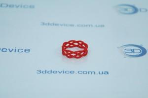 3D печать в ювелирном деле кольцо