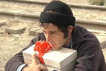 Al Pacino et son cadeau dans l'Épouvantail