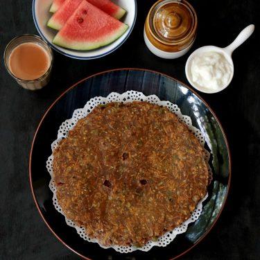Ragi Rotti / Finger Millet Roti Recipe