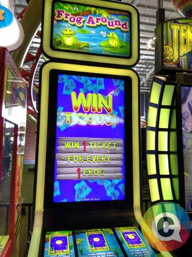 Cara Mendapatkan Jackpot di Mesin Arcade Frog Around