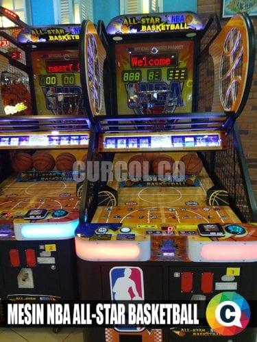 mesin nba all-star basketball