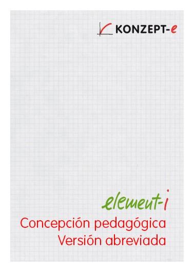 element-i Konzept spanisch Thumbnail